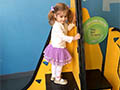 Visiting the Children's Museum of Manhattan with Laia