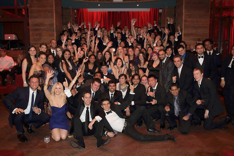 company holiday party february 2013